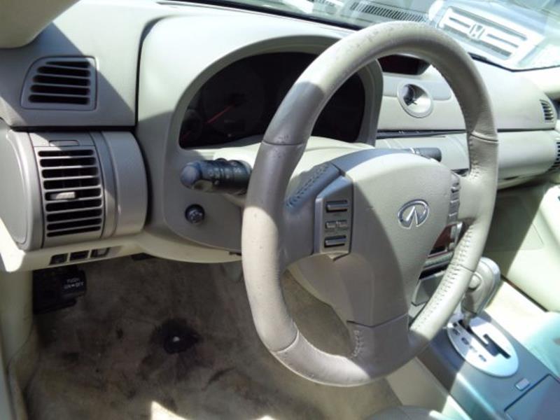 2003 Infiniti G35 for sale at Heritage Motors in Casa Grande AZ