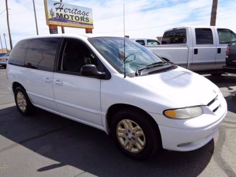 1996 Dodge Caravan for sale at Heritage Motors in Casa Grande AZ