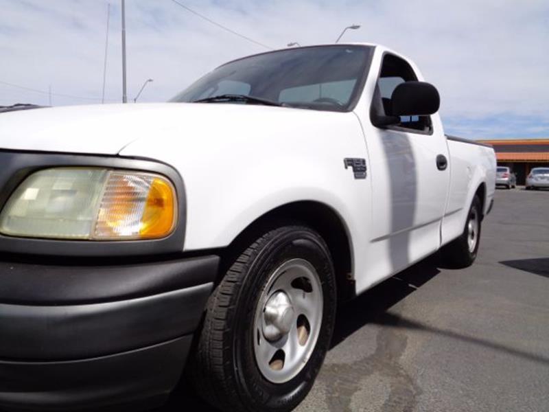2003 Ford F-150 for sale at Heritage Motors in Casa Grande AZ