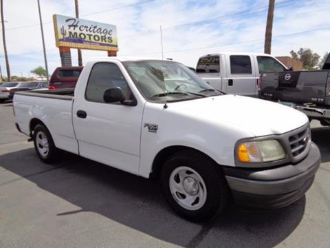 2003 Ford F-150 for sale at Heritage Motors in Casa Grande AZ
