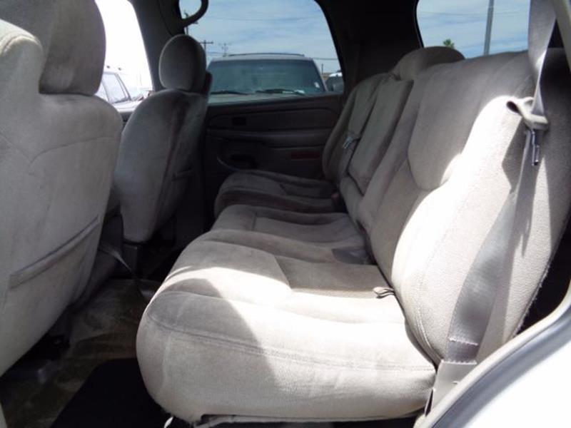 2005 GMC Yukon for sale at Heritage Motors in Casa Grande AZ