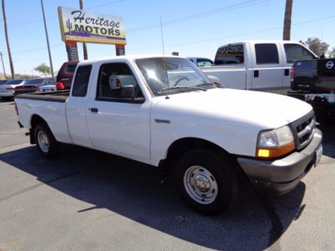 1998 Ford Ranger for sale at Heritage Motors in Casa Grande AZ