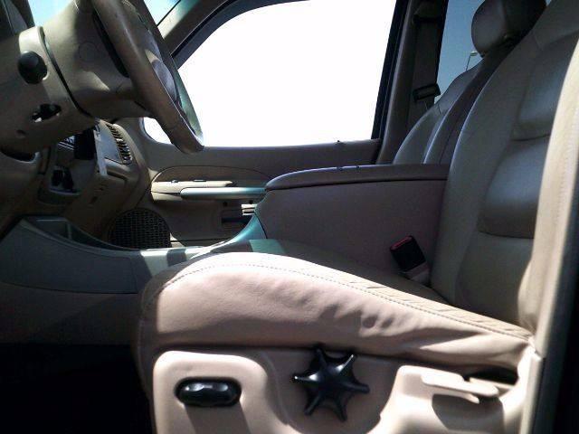 2001 Ford Explorer Sport Trac for sale at Heritage Motors in Casa Grande AZ