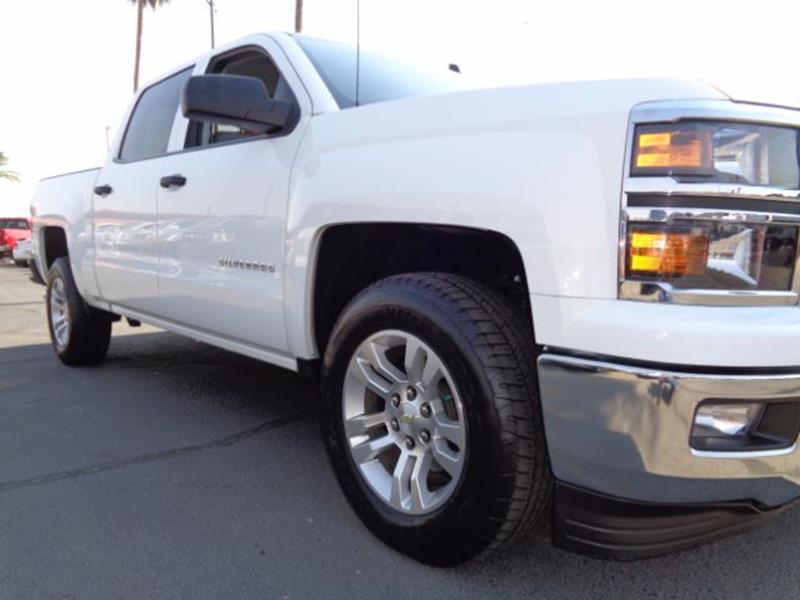 2014 Chevrolet Silverado 1500 for sale at Heritage Motors in Casa Grande AZ