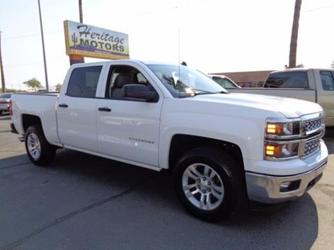 2014 Chevrolet Silverado 1500 for sale at Heritage Motors in Casa Grande AZ