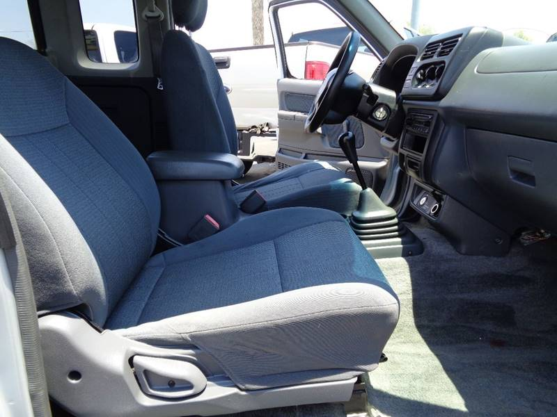 2001 Nissan Frontier for sale at Heritage Motors in Casa Grande AZ