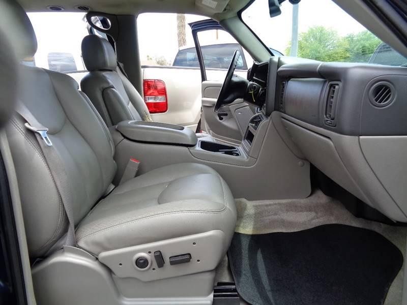 2005 Chevrolet Suburban for sale at Heritage Motors in Casa Grande AZ