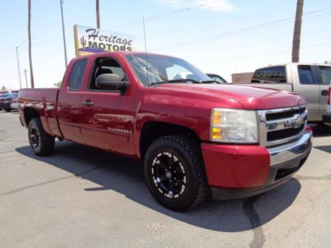 2007 Chevrolet Silverado 1500 for sale at Heritage Motors in Casa Grande AZ