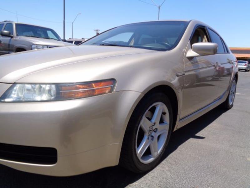 2005 Acura TL for sale at Heritage Motors in Casa Grande AZ
