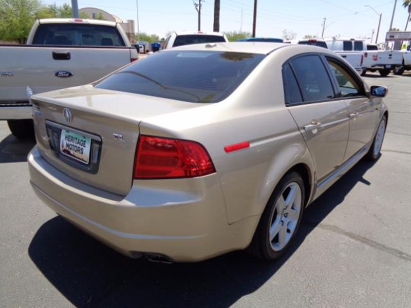 2005 Acura TL for sale at Heritage Motors in Casa Grande AZ