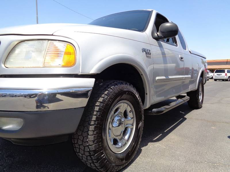 1999 Ford F-150 for sale at Heritage Motors in Casa Grande AZ