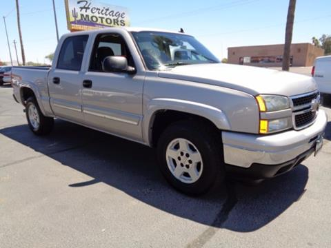 2006 Chevrolet Silverado 1500 for sale at Heritage Motors in Casa Grande AZ