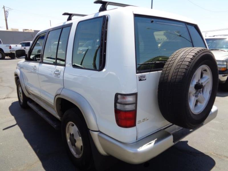 2002 Isuzu Trooper for sale at Heritage Motors in Casa Grande AZ