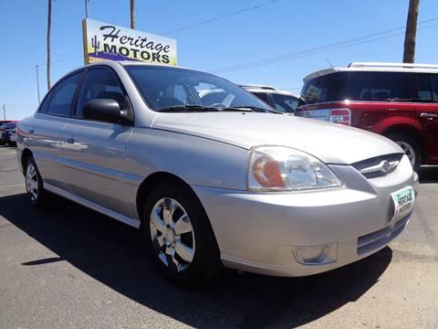 2005 Kia Rio for sale at Heritage Motors in Casa Grande AZ