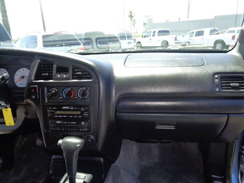 2001 Nissan Pathfinder for sale at Heritage Motors in Casa Grande AZ