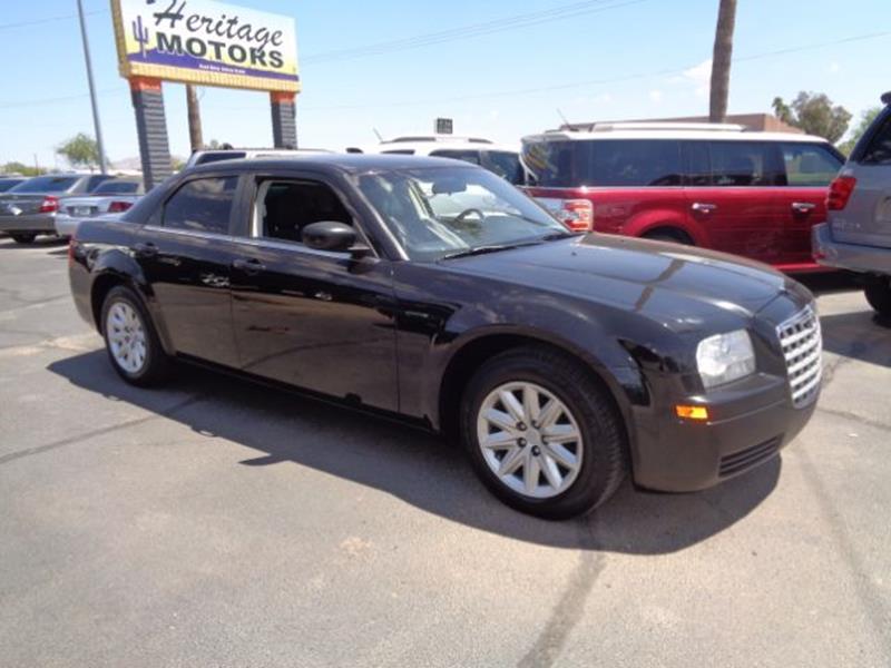 2008 Chrysler 300 for sale at Heritage Motors in Casa Grande AZ