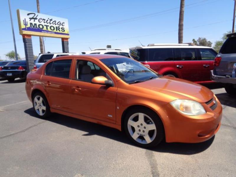 2006 Chevrolet Cobalt for sale at Heritage Motors in Casa Grande AZ