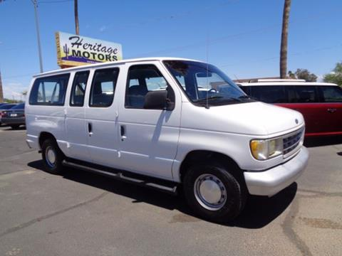 1992 Ford E-150 for sale at Heritage Motors in Casa Grande AZ