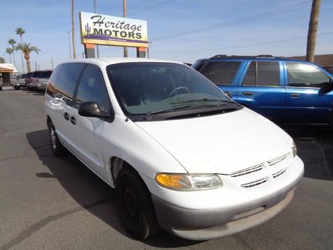 2000 Dodge Caravan for sale in Casa Grande, AZ