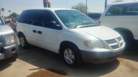2001 Dodge Caravan for sale in Casa Grande, AZ