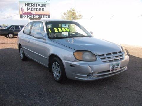 2005 Hyundai Accent for sale in Casa Grande, AZ