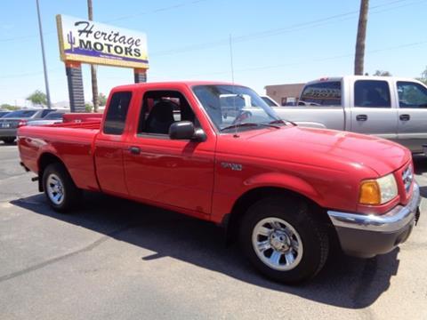 2002 Ford Ranger for sale in Casa Grande, AZ