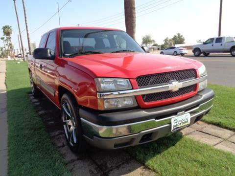 2005 Chevrolet Silverado 1500 for sale in Casa Grande, AZ