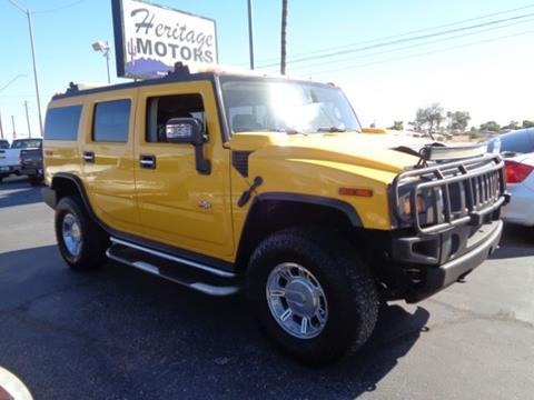 2003 HUMMER H2 for sale in Casa Grande, AZ