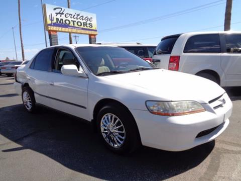 1999 Honda Accord for sale in Casa Grande, AZ
