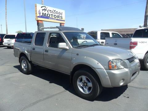 2001 Nissan Frontier for sale in Casa Grande, AZ