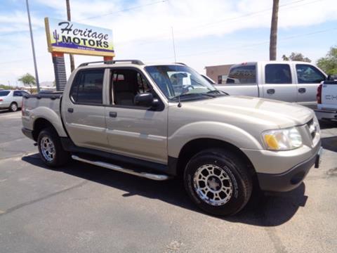 2005 Ford Explorer Sport Trac for sale in Casa Grande, AZ