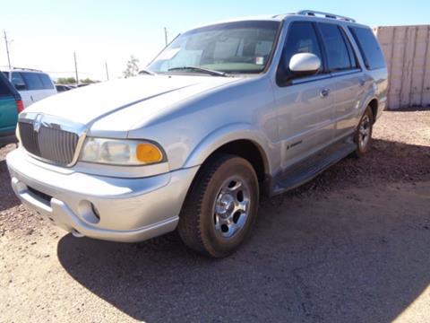 2000 Lincoln Navigator for sale in Casa Grande, AZ