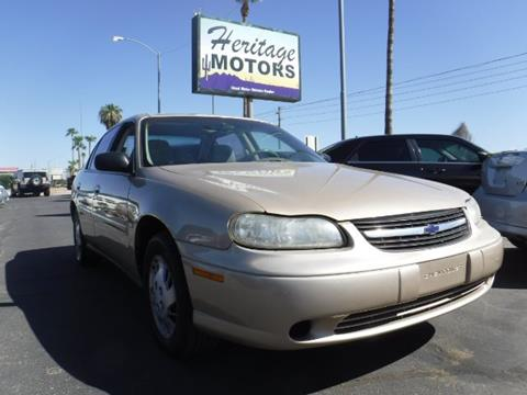 2001 Chevrolet Malibu for sale in Casa Grande, AZ