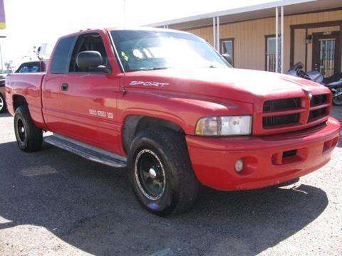2000 Dodge Ram Pickup 1500 for sale in Casa Grande, AZ
