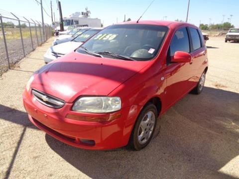 2007 Chevrolet Aveo for sale in Casa Grande, AZ