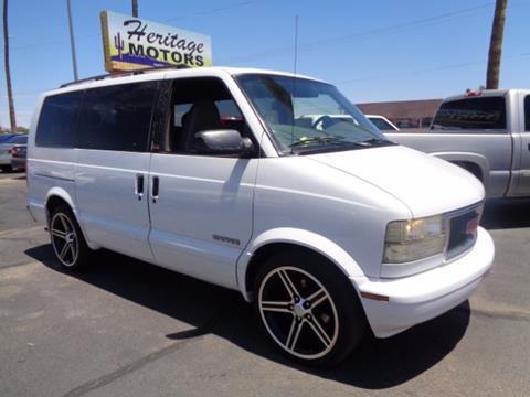 1999 GMC Safari for sale in Casa Grande, AZ