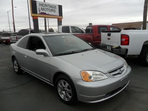 2003 Honda Civic for sale in Casa Grande, AZ