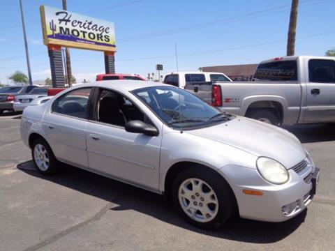 2004 Dodge Neon for sale in Casa Grande, AZ