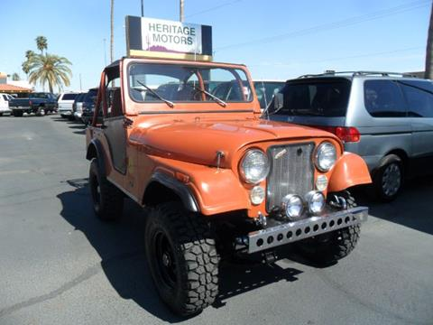 1976 Jeep Wrangler for sale in Casa Grande, AZ