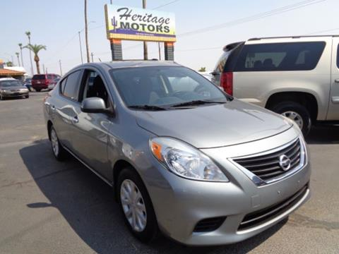 2012 Nissan Versa for sale in Casa Grande, AZ