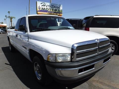 1997 Dodge Ram Pickup 1500 for sale in Casa Grande, AZ