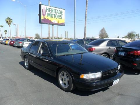 1996 Chevrolet Impala for sale in Casa Grande, AZ