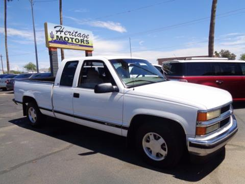 1998 Chevrolet C/K 1500 Series for sale in Casa Grande, AZ