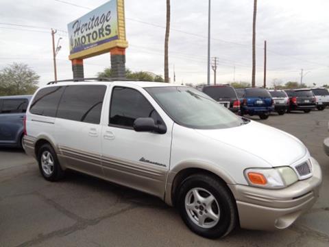 2001 Pontiac Montana for sale in Casa Grande, AZ