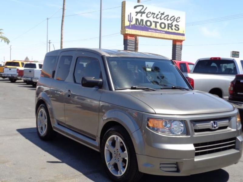 2007 Honda Element For Sale At Heritage Motors In Casa Grande AZ