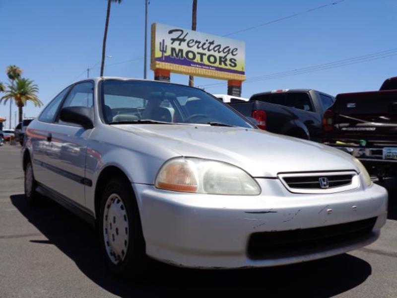 1997 Honda Civic For Sale At Heritage Motors In Casa Grande AZ