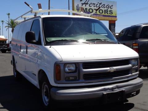 2000 Chevrolet Express Cargo for sale in Casa Grande, AZ