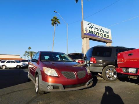 2006 Pontiac Vibe for sale in Casa Grande, AZ