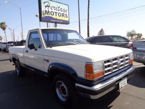 1989 Ford Ranger for sale in Casa Grande, AZ