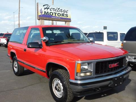 1995 GMC Yukon for sale in Casa Grande, AZ